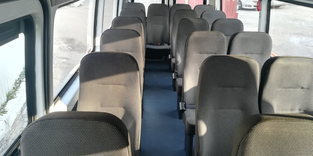 Mercedes Benz - аренда Микроавтобус 16-20 мест авто