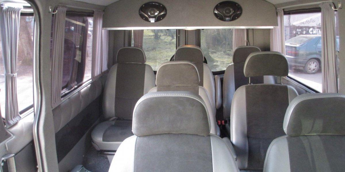Mersedes-Sprinter - аренда Микроавтобус 6-8 мест авто