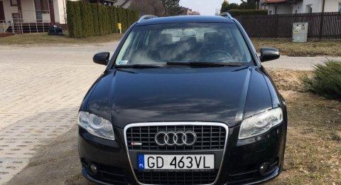 AudiA4 - аренда авто