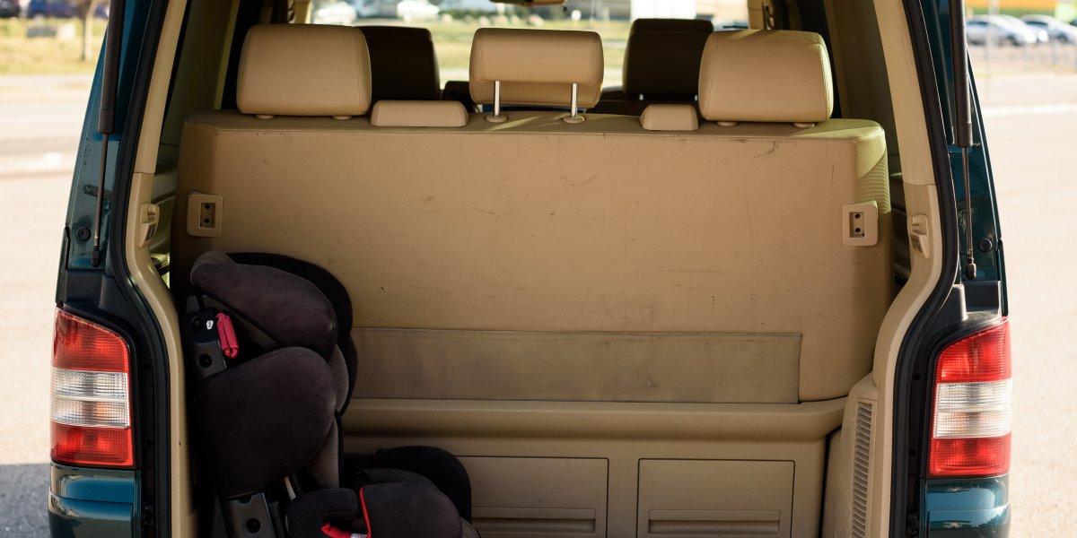 Volkswagen Multivan - аренда Микроавтобус 6-8 мест авто