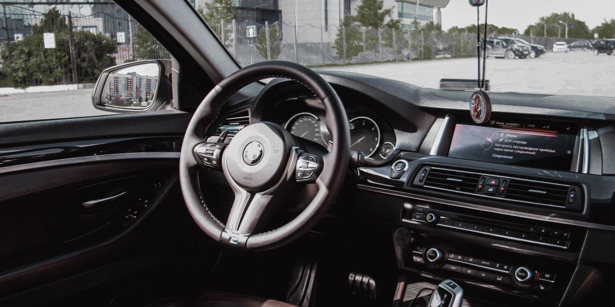 BMW 520D - аренда Бизнес авто