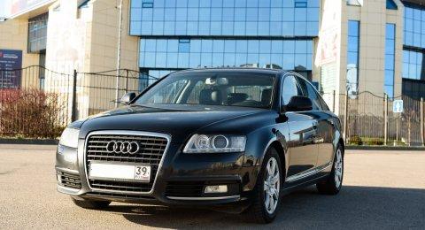 Audi A6 - аренда авто
