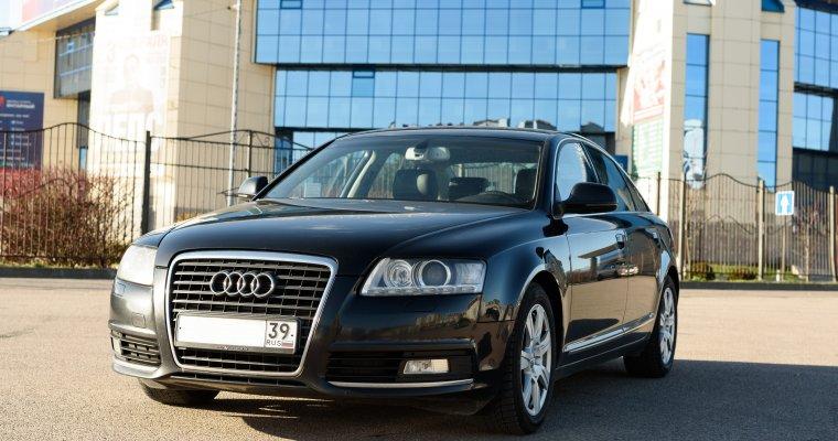 Audi A6 - аренда Бизнес авто