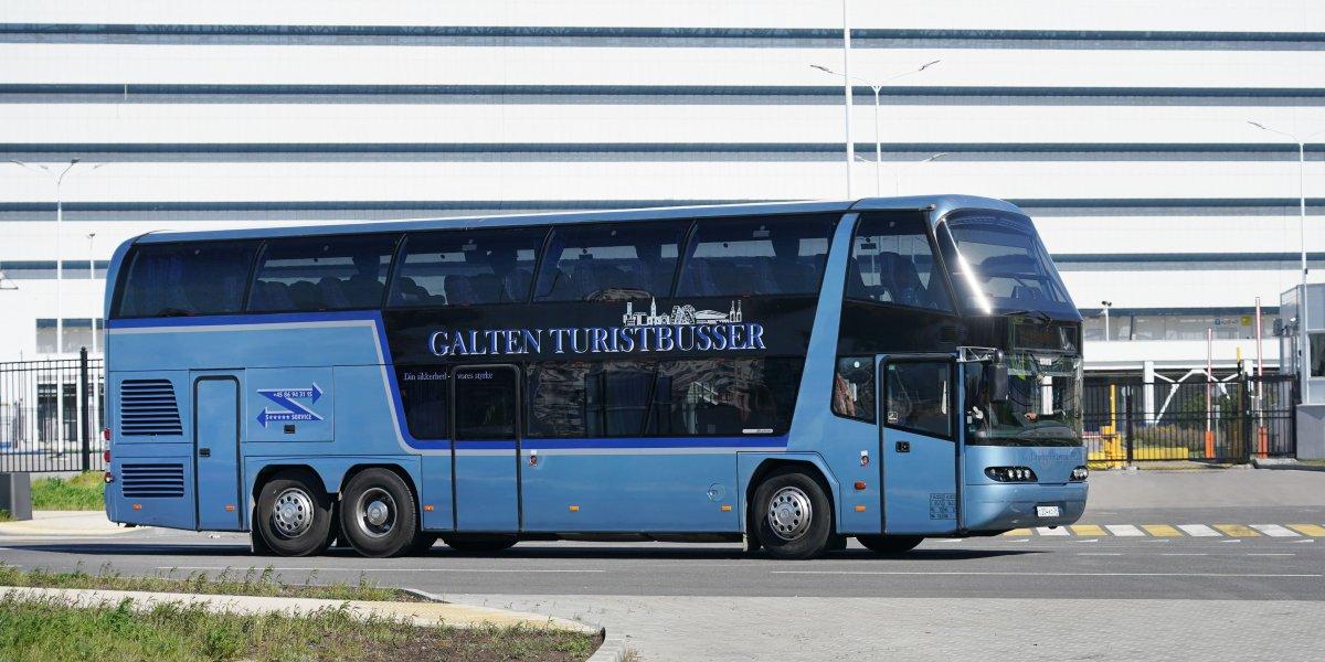 Skyliner - аренда Автобус 25-50 мест авто