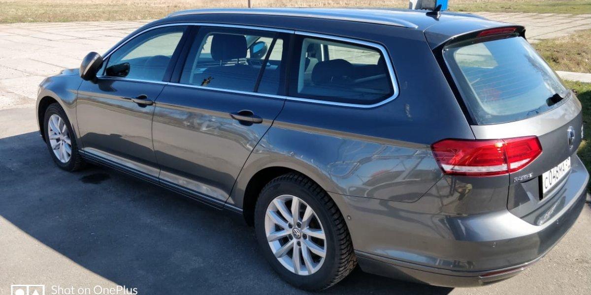 Volkswagen Passat  - аренда Бизнес авто