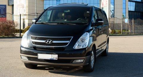 Hyundai Grand Starex - аренда авто