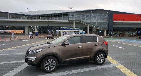 Kia Sportage SL - аренда авто