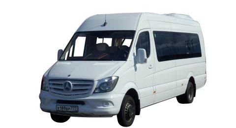 Mercedes Benz Sprinter - аренда авто