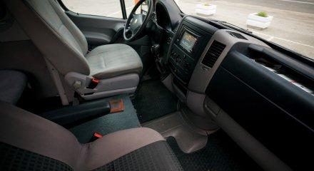 VW Crafter - аренда Микроавтобус 6-8 мест авто