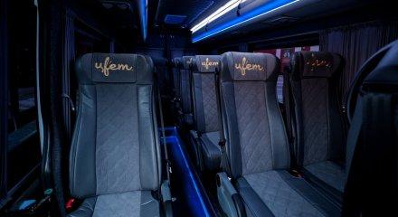 Mercedes Luidor - аренда Микроавтобус 16-20 мест авто