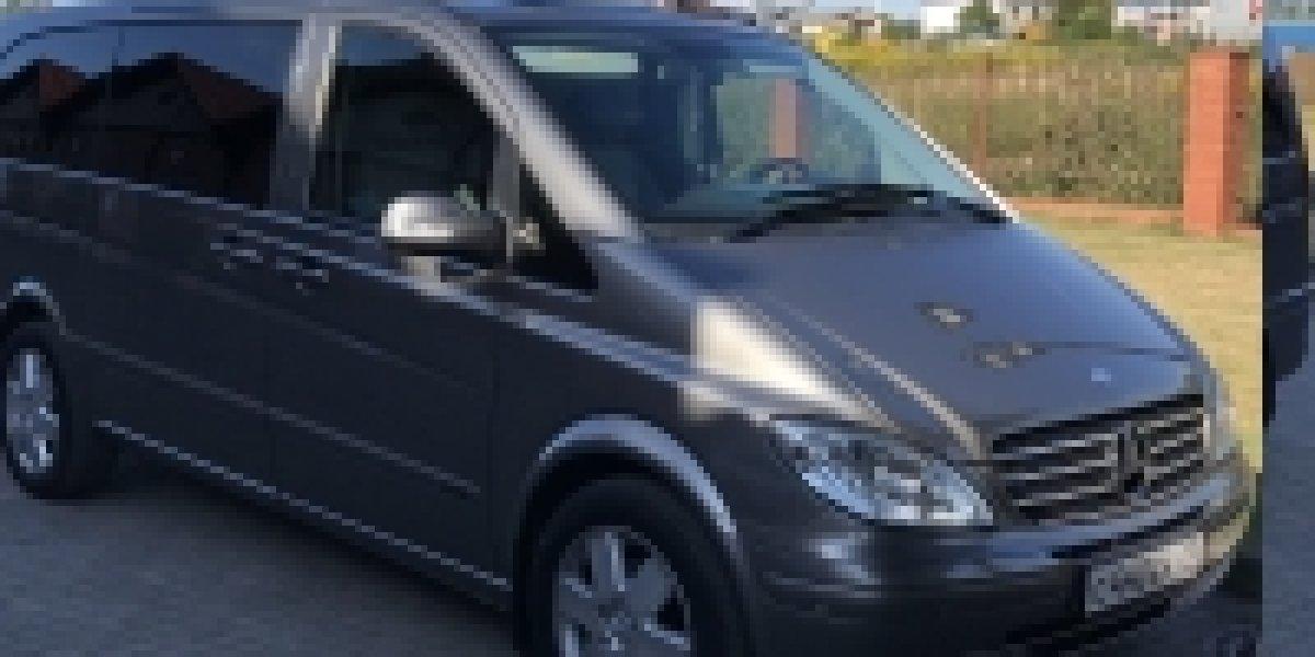 Mercedes Viano Лунин - аренда Микроавтобус 6-7 мест авто