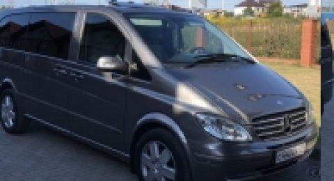 Mercedes Viano Лунин - аренда авто