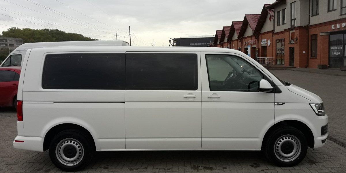 VW Caravelle - аренда Микроавтобус 6-8 мест авто