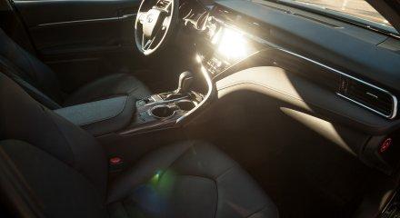 Toyota Camry - аренда Бизнес авто