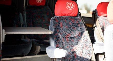Volkswagen CRAFTER - аренда Комфорт авто