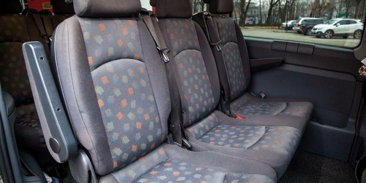Mercedes Viano - аренда Микроавтобус 6-8 мест авто