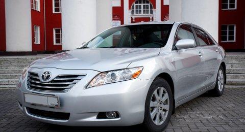 Toyota Сamry - аренда авто