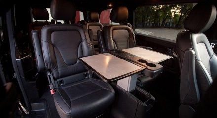 Mercedes V class - аренда Премиум авто