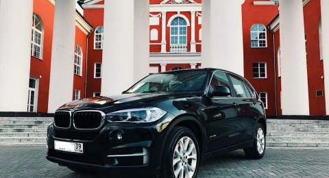 BMW X5 - аренда авто