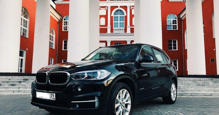 BMW X5 - аренда Премиум авто
