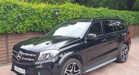 Mercedes-Benz GLS - аренда авто