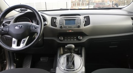 Kia Sportage SL - аренда Комфорт авто