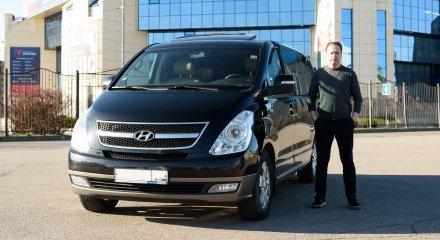 Hyundai Grand Starex - аренда Микроавтобус 6-8 мест авто