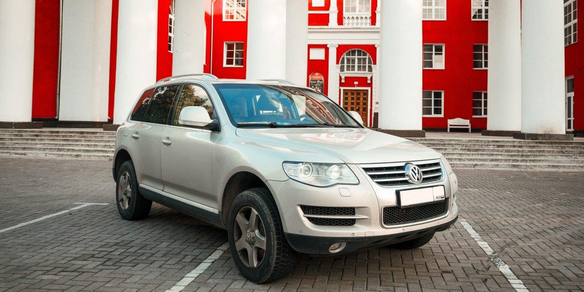 Volkswagen Tourage - аренда Бизнес авто