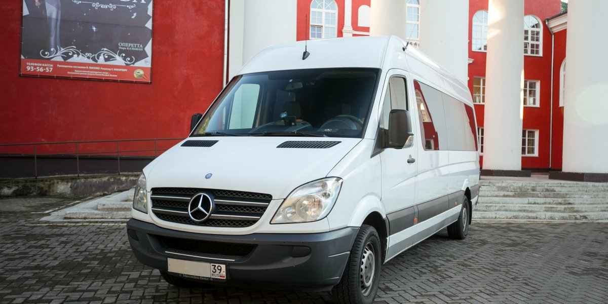Mercedes Sprinter - аренда Комфорт авто