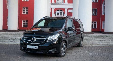 Mercedes V class - аренда авто