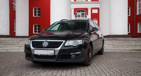 Volkswagen Passat - аренда авто