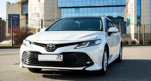 Toyota Camry - аренда авто