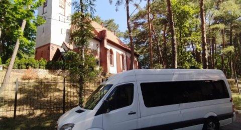 Mercedes Sprinter 15 m - аренда авто