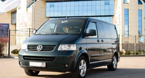 Volkswagen Multivan - аренда авто