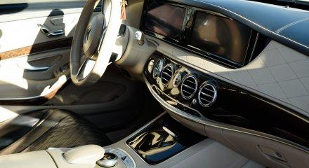 Mercedes Benz S 350 - аренда Премиум авто