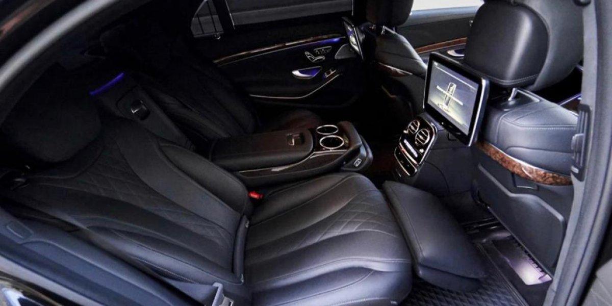 Mercedes S222 - аренда Премиум авто