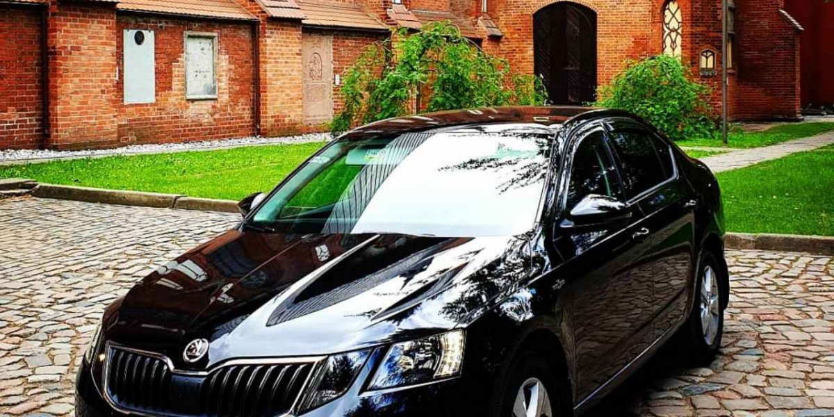 Skoda Octavia - аренда Бизнес авто