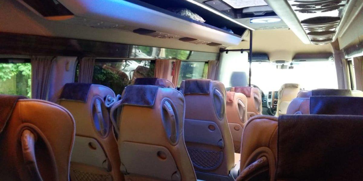 Mercedes Sprinter  - аренда Микроавтобус 16-20 мест авто