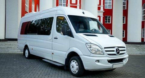 Mercedes Luidor - аренда авто